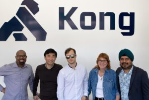 kong executive team
